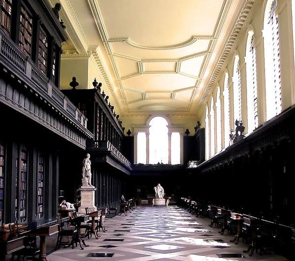 Codrington Library, All Soul's College, Oxford University, Oxford,