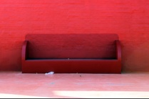 Cuban bench