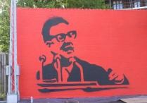 Mural, Valparadiso, chile