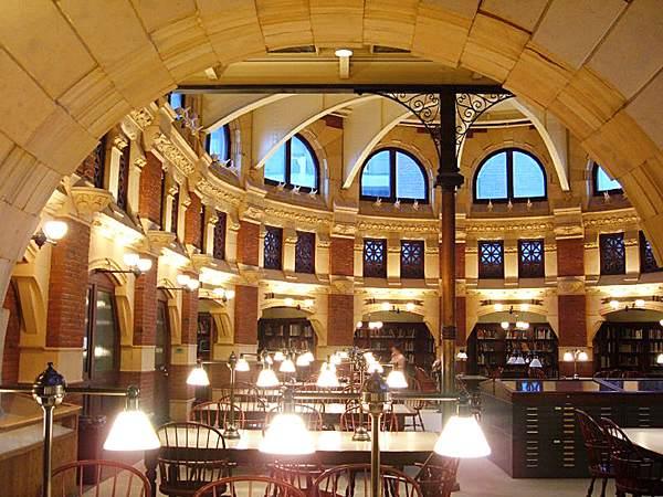 Fisher Fine Arts Library, University of Pennsylvania, Philadelphia1