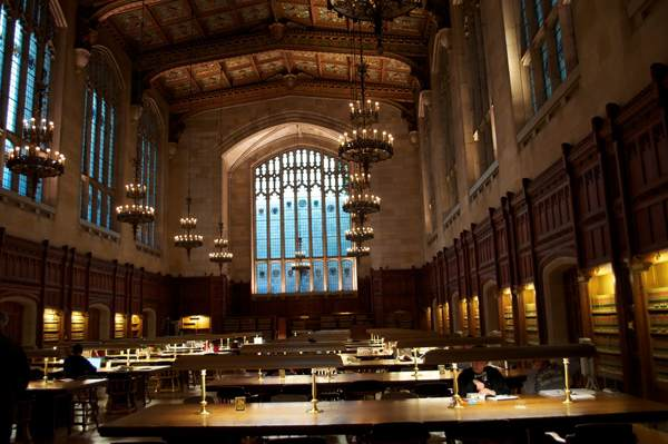 University of Michigan Law Library, Ann Arbor-1