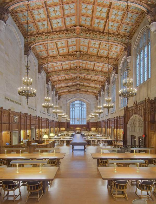 University of Michigan Law Library, Ann Arbor