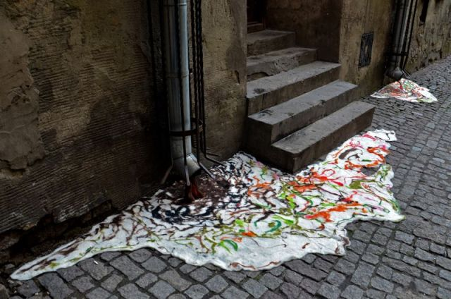 Color Pollution autorstwa Mariyi Lesnikovej.