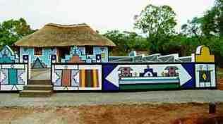 ndebele_houses